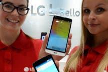 LG L Bello - LG L Fino at IFA 2014