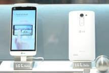 LG L Bello at IFA 2014