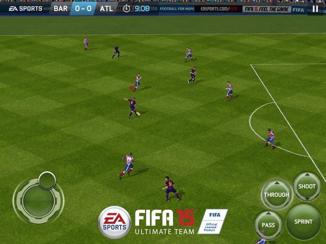 FIFA 15 Ultimate Team for iOS