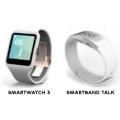 Sony Smartwatch 3 und SmartBand Talk