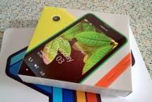 Nokia Lumia 630 Box