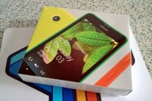 Nokia Lumia 630 Box