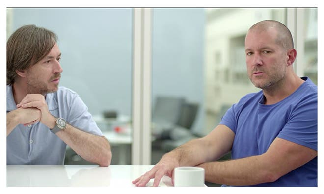 Marc Newson und Jony Ive