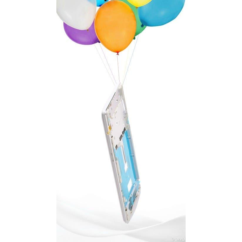 Oppo N3 Luftballons