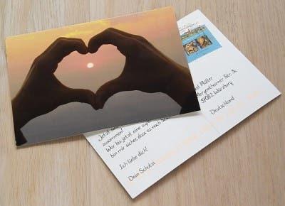 PokaMax Postkarte