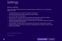 Windows 10 Installation - Der Setup Assistent führt euch durch die Einrichtung und ist identisch zu Windows 8