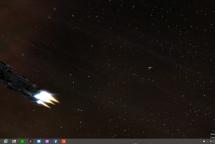 Der Desktop blieb nahezu unverändert