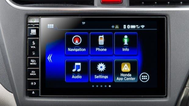 Honda Embedded Android nVidia Tegra