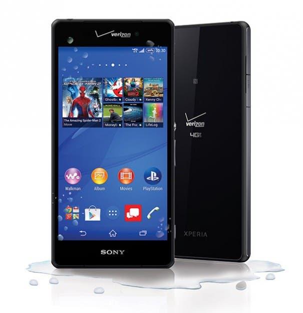 Sony Xperia Z3v: Verbessertes Z3 für Verizon