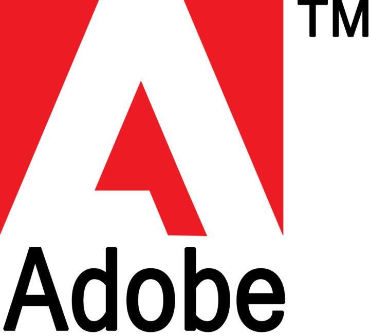 adobe logo design