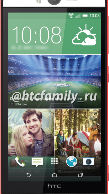 Das HTC Desire Eye