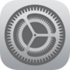 iOS 8 Settings Logo