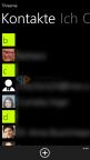Theema BETA für Windows Phone