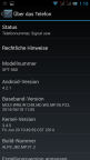 SimValley MOBILE SPT-900 Outdoor-Handy Screenshot