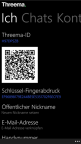 Threema for Windows Phone