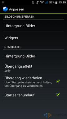 Acer e700 Screenshots