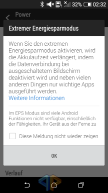 HTC Desire 510 Screenshot