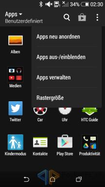 HTC Desire 510 Screenshot