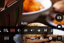 HTC One Kamera