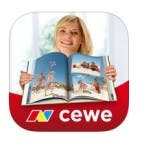 CEWE Fotowelt AppLogo