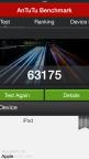 iPad Air 2 Benchmark