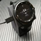 LG G Watch R Desktop Stand von Shapeways