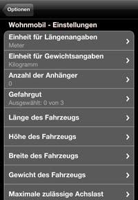 Navigon Europe für iOS