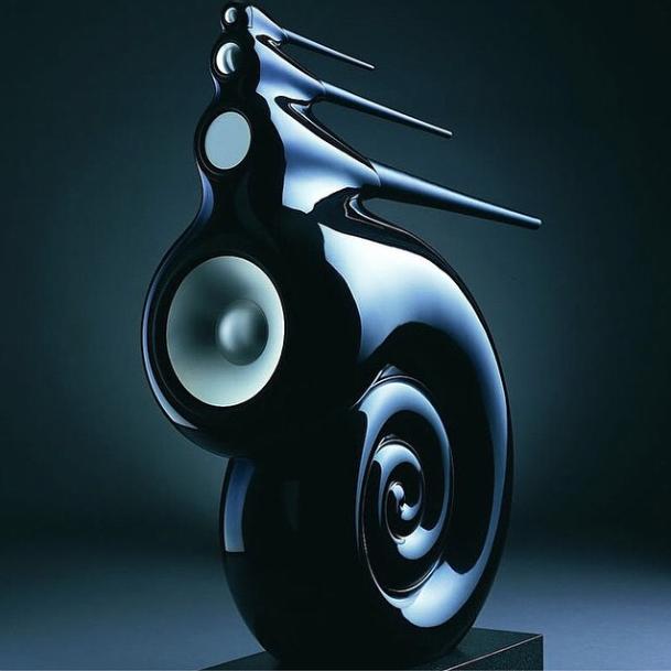 Nautilus-Lautsprecher von Bowers & Wilkins