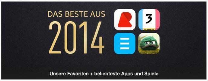 Best of iTunes 2014