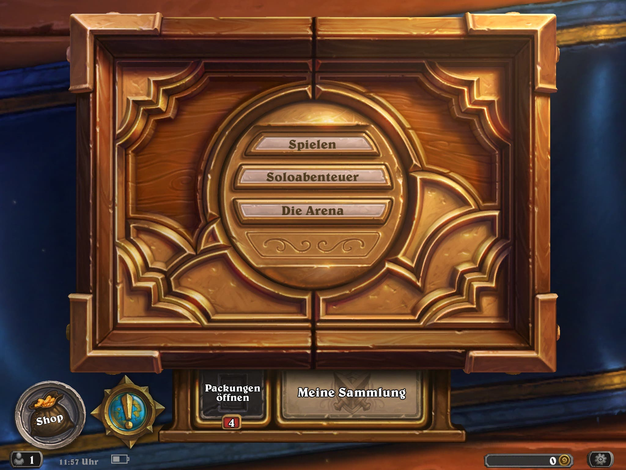 Blizzard Hearthstone iOS