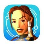 Tomb Raider II iOS Logo