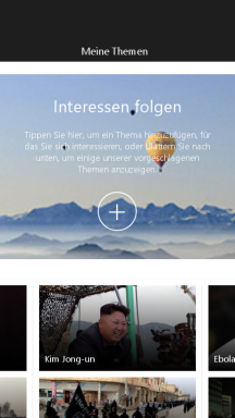 MSN News App