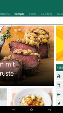 MSN Kochen & Genuss App