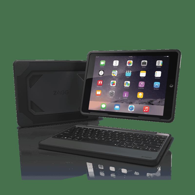 Zagg Rugged Folio für iPad Air