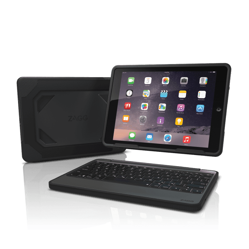 Zagg Rugged Folio für iPad Air