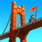 Bridge Constructor Medieval Windows Phone