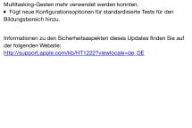 Apple iOS 8.1.3 Changelog