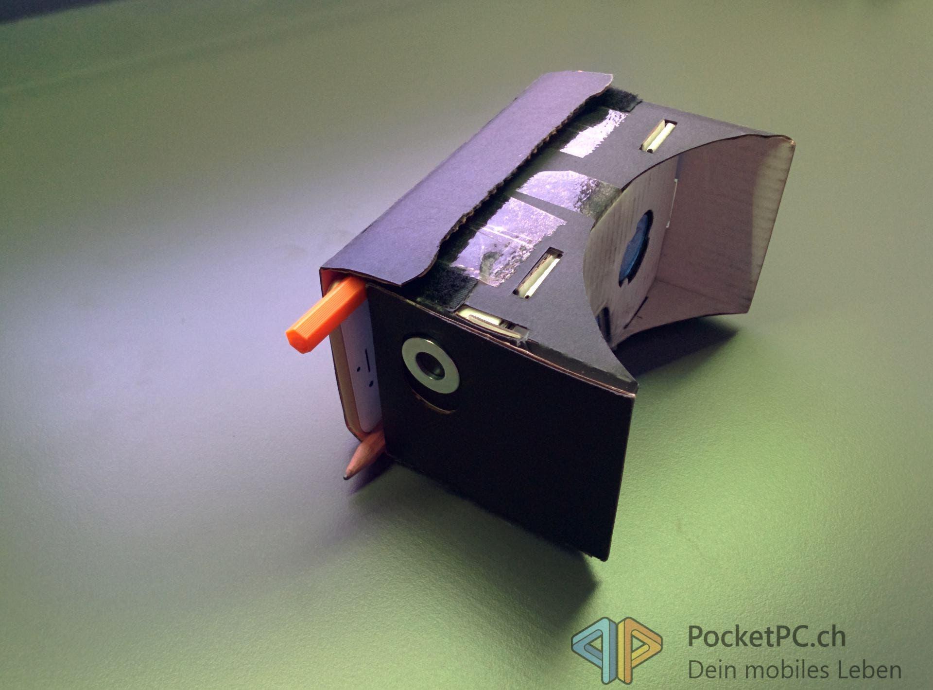 Google Cardboard von 3D360.ch