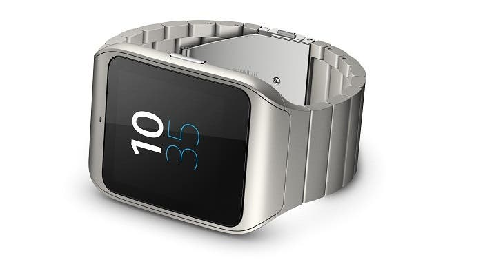 SmartWatch 3 Metall