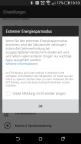 HTC Sense 6.0 auf dem Desire 820