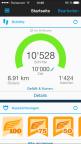 Garmin Vivosmart Screenshot