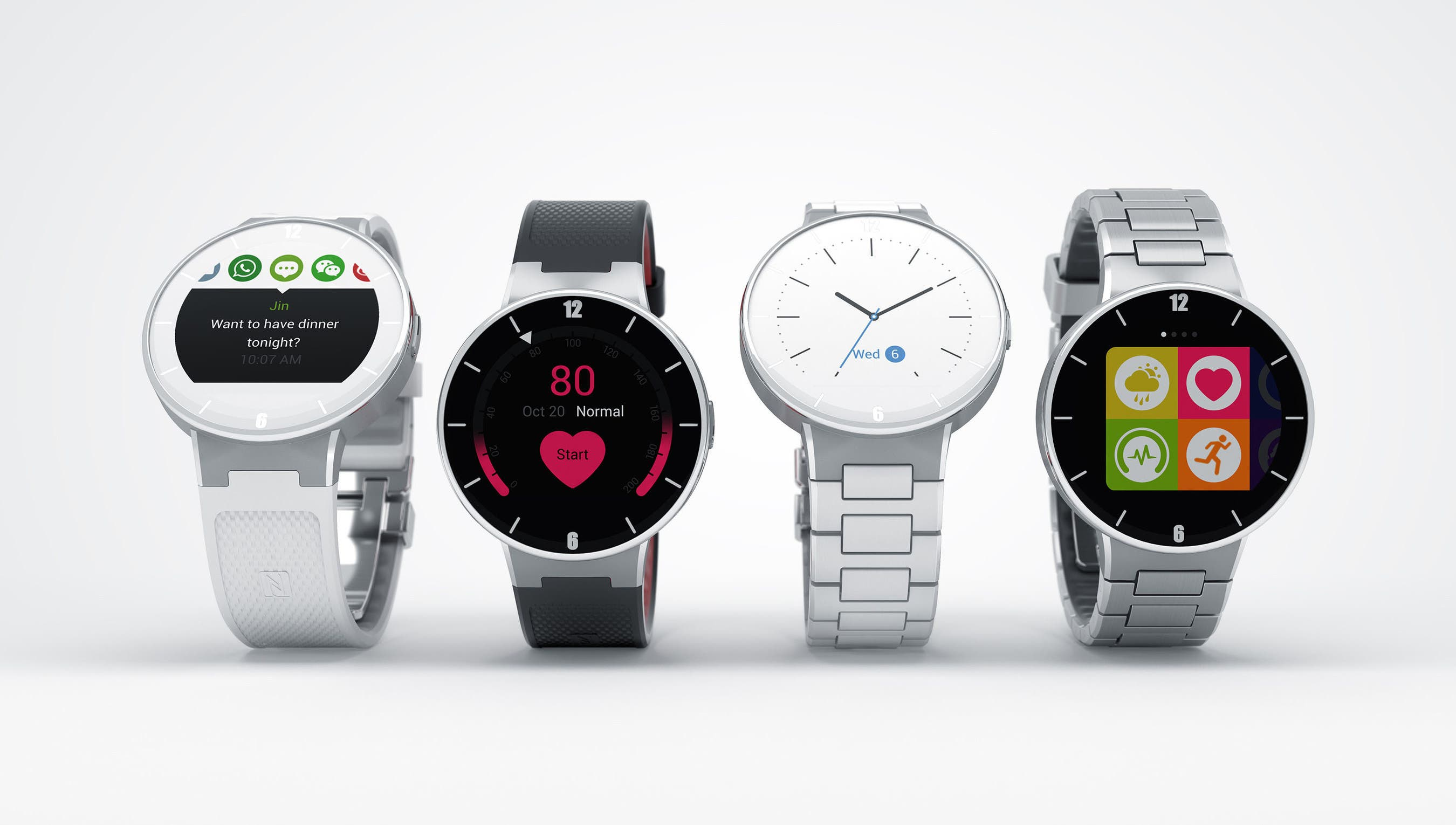 Alcatel OneTouch Smartwatch