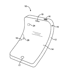 Apple Flex Patent