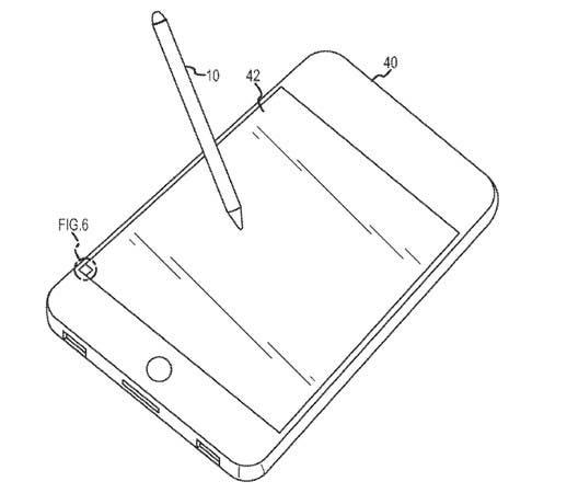 Apple Stylus-Patent