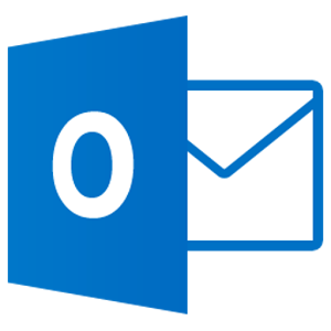 Microsoft Outlook Android Logo