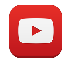 YouTube iOS Logo