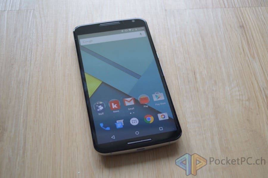 Nexus-6_8 Review: Google Nexus 6 im Test