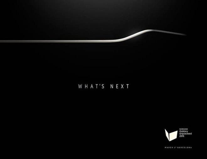 Samsung Galaxy Unpacked MWC 2015