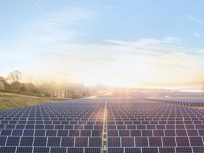 Apple Solar-Kraftwerk