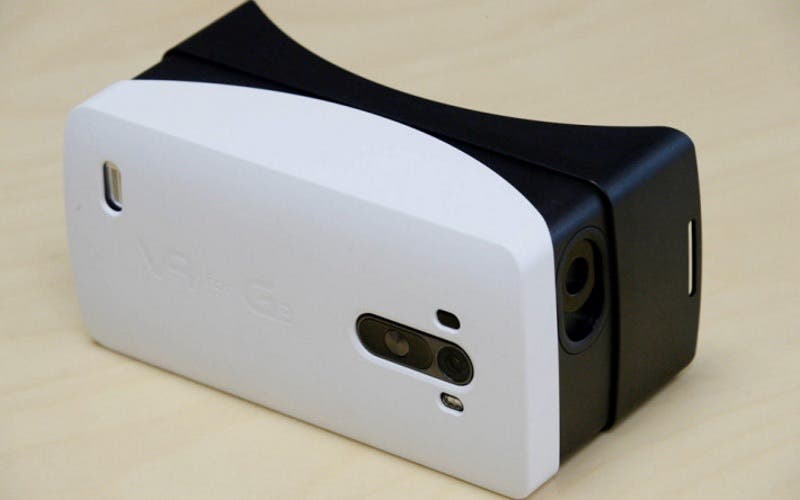 LG VR for G3 Brille